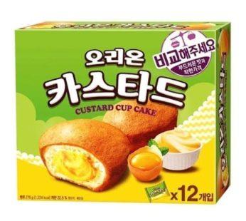 Orion, Custard Cake 9.73oz