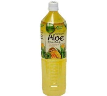 Aloe Garden, Aloe Vera Drink Pineapple 50.7fl.oz