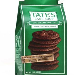 Tate, Cookies Double Choco Chip 7oz