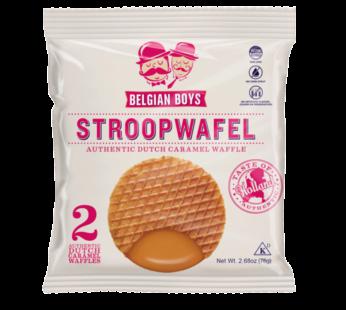 Belgian Boy's, Stroop Wafel 2.68oz