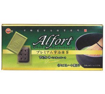 Bourbon, Alfort Mini Chocolate Premium Green Tea 2.1oz