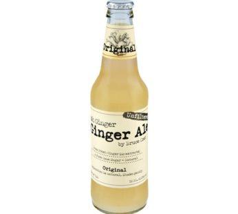 Brucecost, Ginger Ale Original 12 fl. oz (24) SRP3.99