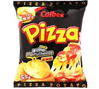 Calbee, Pizza Potato Chips 2.54oz