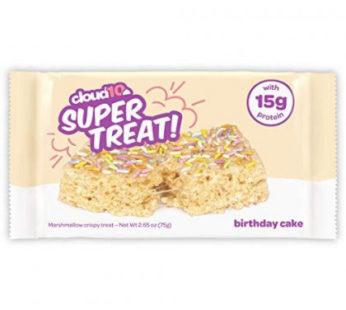 Cloud10, Marshmallow Crispy Treat Birthday Cake 2.65oz