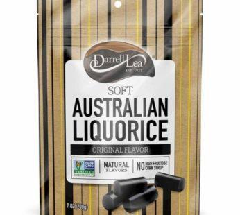 Darrell Lea, Original Black Licorice 7oz