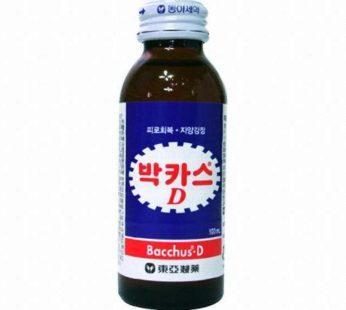 Donga, Bacchus-D Drink 3.3oz