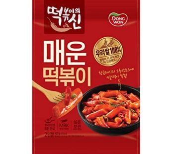 Dongwon, Hot & Spicy Topokki 8.47oz