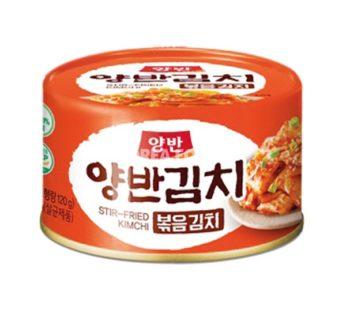 Dongwon, Stir-Fried Kimchi Can 5.64oz