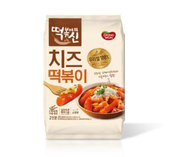 Dongwon, Cheese Topokki 8.47oz