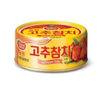 Dongwon, Tuna Can Hot 5.3oz