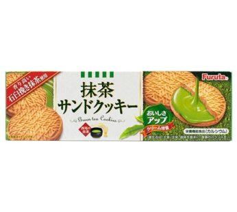 FURUTA, Green Tea Cookie 3oz (2×20)