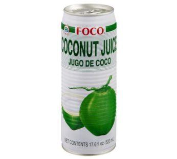 Foco, Coconut Drink 17.6oz