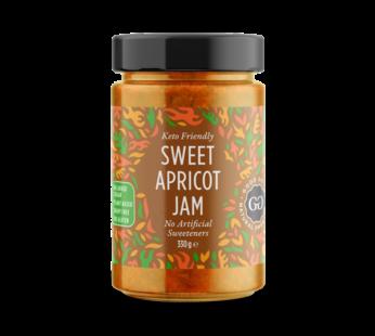 Good Good, Sweet Keto Friendly Jam Apricot