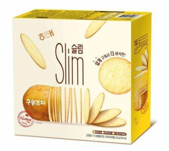 Haitai, Baked Potato Slim Cracker Large 8.47oz
