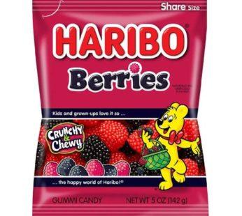 Haribo, Peg Bag Berries 5oz