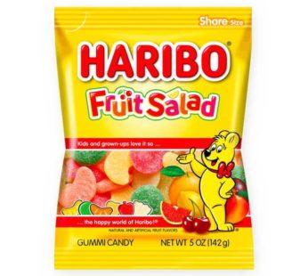 Haribo, Peg Bag Fruit Salad 5oz