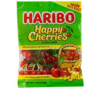 Haribo, Peg Bag Happy Cherries 5oz