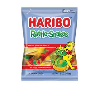 Haribo, Peg Bag Rattle-Snakes 5oz