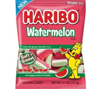 Haribo, Peg Bag Watermelon 4.1oz