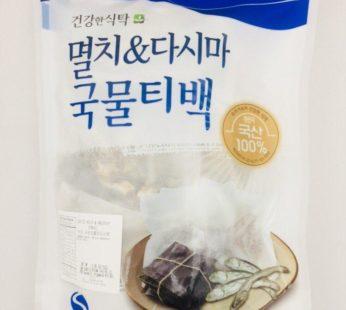 Health Table, Dried Kelp & Anchovy 19g x 8pk 5.3oz