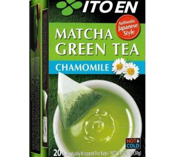 Itoen, Global Tea Bag Chamomile 20 Bags 1.05oz