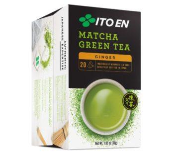 Itoen, Global Tea Bag Ginger 20 Bags 1.05oz