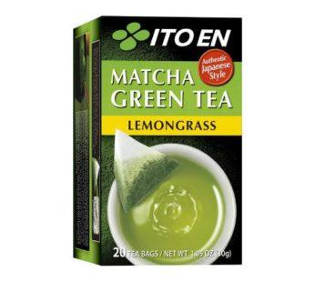 Itoen, Global Tea Bag Lemongrass 20 Bags 1.05oz