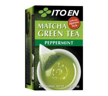Itoen, Global Tea Bag Peppermint 20 Bags 1.05oz
