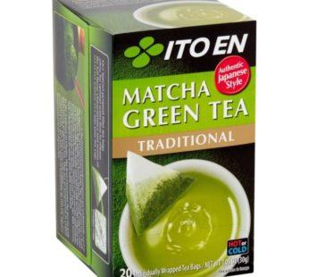 Itoen, Global Tea Bag Traditional 20 Bags 1.05oz