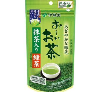 Itoen, LEAF Green Tea Wakakukiiri Wakakuki Ryokucha 2.46oz