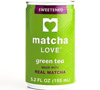 Itoen, ML Sweetened Green Tea 5.2 fl oz