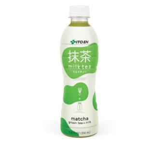Itoen, Matcha Green Tea + Milk 11.8fl.oz (12) SRP2.99
