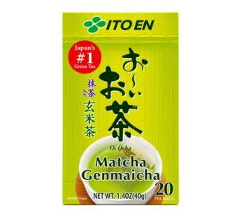 Itoen, Oi Ocha Genmai Tea Bag 20 Bags 1.4oz