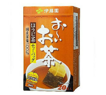 Itoen, Oi Ocha Hoji Tea Bag 20 Bags 1.4oz