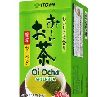 Itoen, Oi Ocha Tea Bag 20 Bags 1.4oz