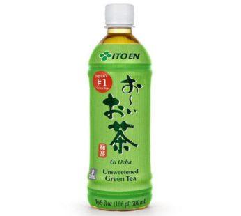 Itoen, Ooi Ocha Green Tea 16.9fl.oz (12) SRP2.99
