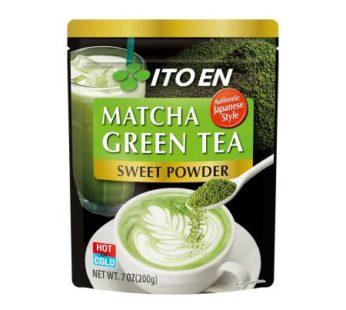 Itoen, Sweet Matcha Powder 200g 7.0oz