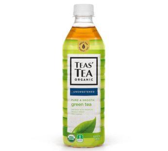 Itoen, Teas' Tea Organic Green 16.9fl.oz (12) SRP2.99