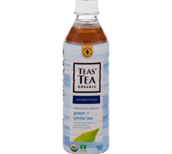 Itoen, Teas' Tea Organic Green White 16.9fl.oz (12) SRP2.99