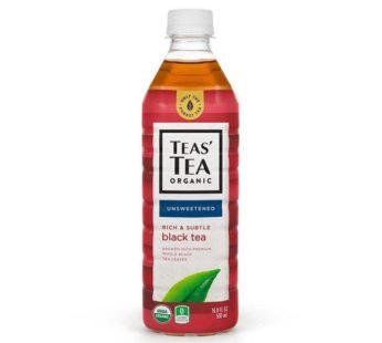 Itoen, Teas' Tea Organic Black Tea 16.9fl.oz (12) SRP2.99