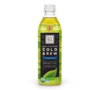 Itoen, Teas' Tea Organic Cold Brew Green Tea 16.9fl.oz (12) SRP2.99