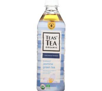 Itoen, Teas' Tea Organic Jasmine Green 16.9fl.oz (12) SRP2.99