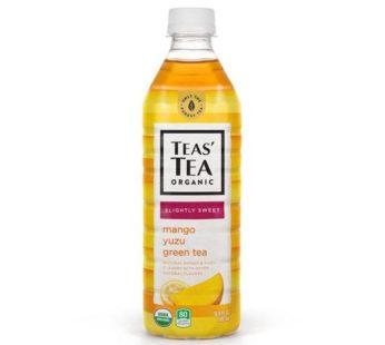 Itoen, Teas' Tea Organic Mango Yuzu Green 16.9fl.oz (12) SRP2.99