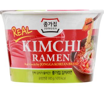 Jongga, Kimchi Ramen Big Bowl 4.94oz