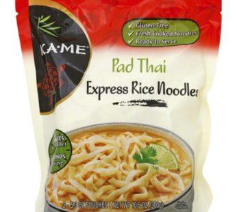 Kame, Express Rice Noodles – Pad Thai 10.6oz