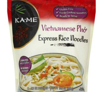Kame, Express Rice Noodles – Vietnamese Pho 10.6oz