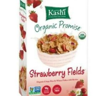 Kashi, Organic Promise Strawberry Fields Cereal 10.3oz