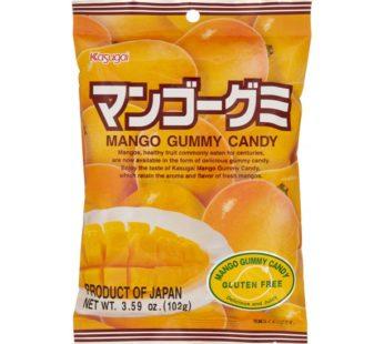 Kasugai, Gummy Mango 3.59oz