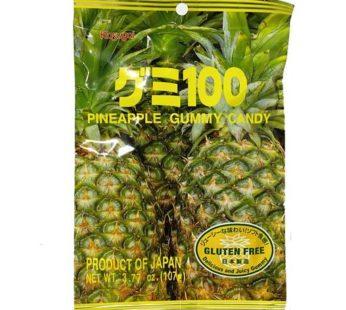 Kasugai, Gummy Pineapple 3.77oz