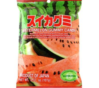 Kasugai, Gummy Watermelon 3.75oz